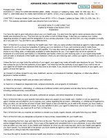 Free California Power Of Attorney Forms Pdf Templates