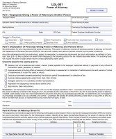 power of attorney form ct  Free Connecticut Power Of Attorney Forms | PDF Templates