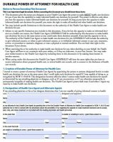 picture regarding Free Printable Power of Attorney Form Washington State named Totally free Washington Electricity Of Lawyer Types PDF Templates