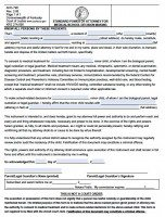 Free Kentucky Of Attorney Forms
